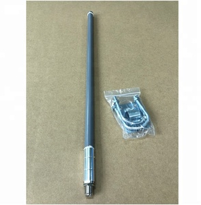 Manufacturer 0.6M 2400-2500MHZ 12dBi High gain Low VSWR Fiberglass 2.4G Antenna