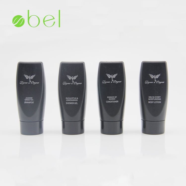 Best chinese professional manufacture provide daily shampoo in cheap empty transparent mini hotel bottles