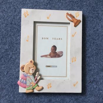 Handmade Kids Baby Photo Frame Tabletop - Buy Tabletop Baby Frame ...