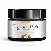 Activated Charcoal Teething Whitening Black Powder