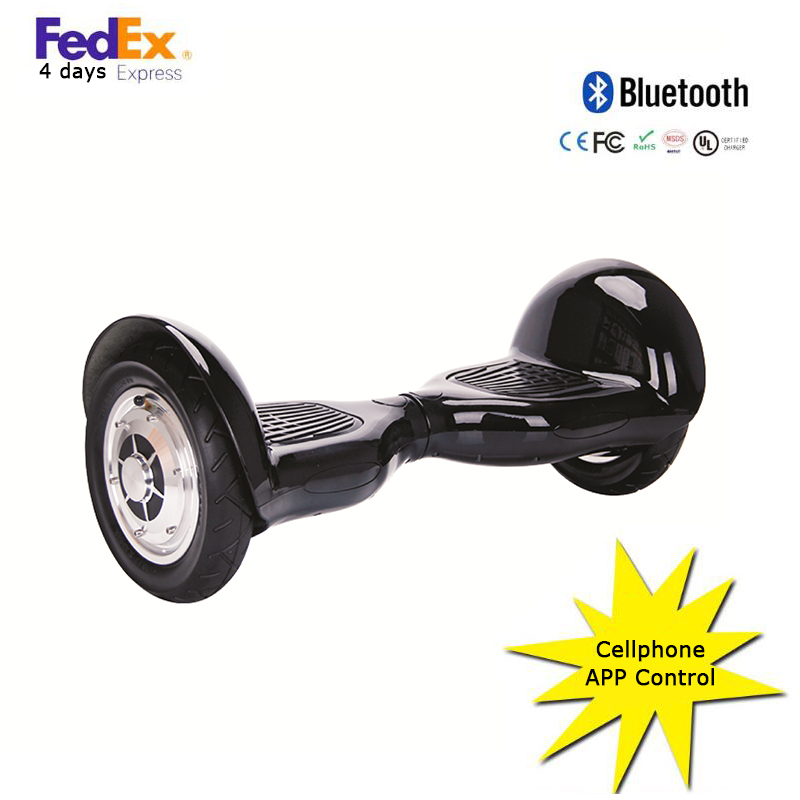 China hoverboard 10inch self-balancing scooter electric hover board