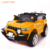 Girls One seat child ride on toy electric radio control car / kids battery powered cars