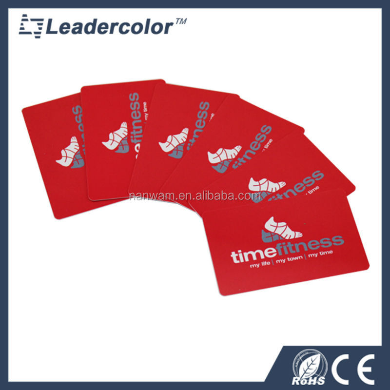 China factory rfid 13.56mhz card with low cost