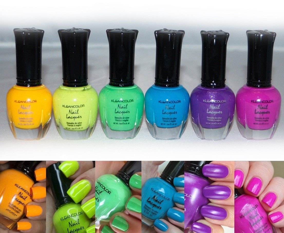 Cheap Neon Colors Nail Design, find Neon Colors Nail Design deals on ...