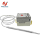 Wide temperature electric water heater thermostat switch