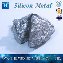 Silicium Metal High Purity 99%-99.9% Metallic Silicon