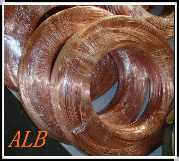 Sophisticated Technoloy Alloy 25 Beryllium Copper Round Wires