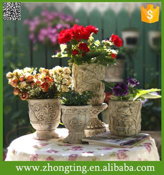 Factory Direct Decorative Mini Flower Pot Wholesale Ceramic Mexican Clay  Pots