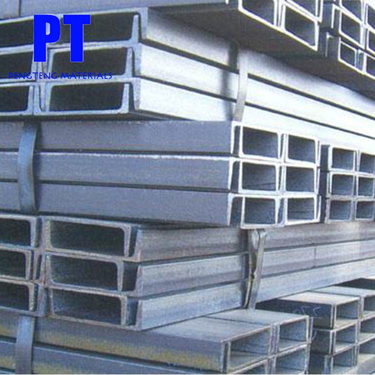 Factory direct sale carbon steel u channels