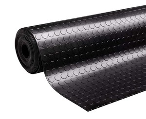 High Quality Coin Grip Rubber Flooring/Round Dot Rubber/Round Stud Rubber Rolls