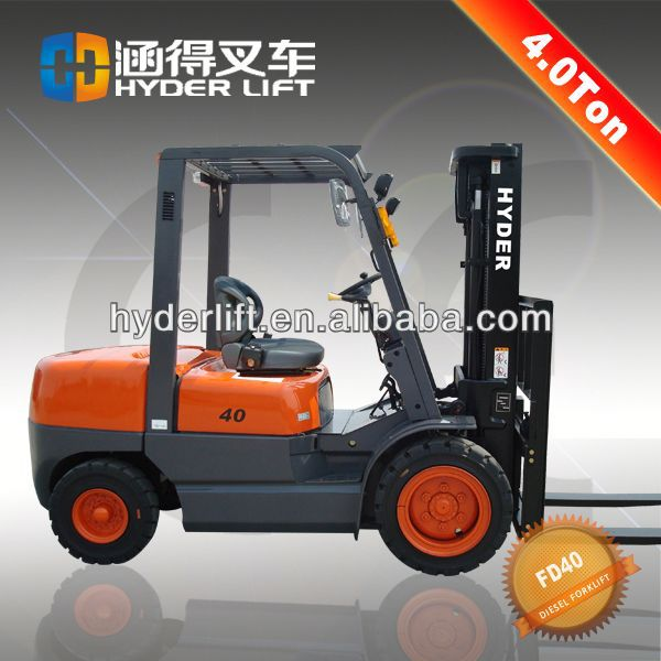 2000kg to 4000kg power yale forklift truck engines