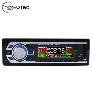 2017 newtype Car Radio Tuner Combination Enabled Car mp3 Player with Bluetooth Radio and car FM Transmitter