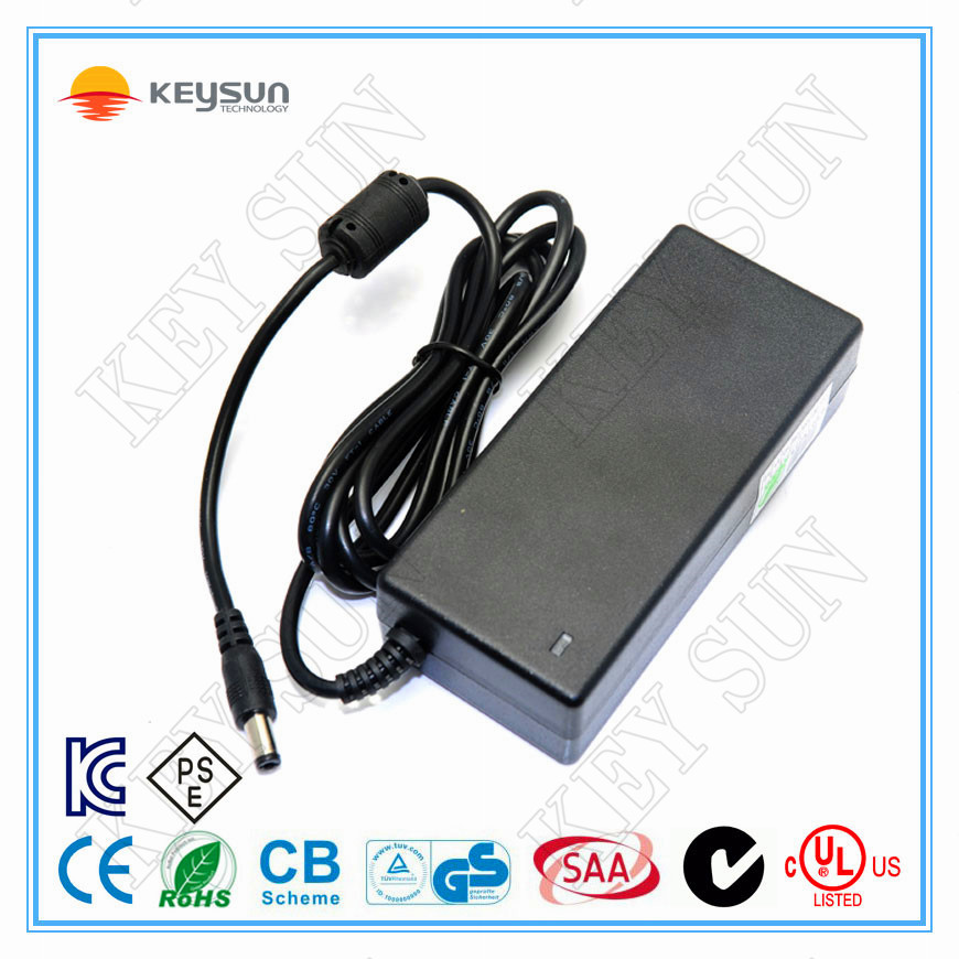 Desktop ac adaptor 19v 3.7a dc power supply for led lighting