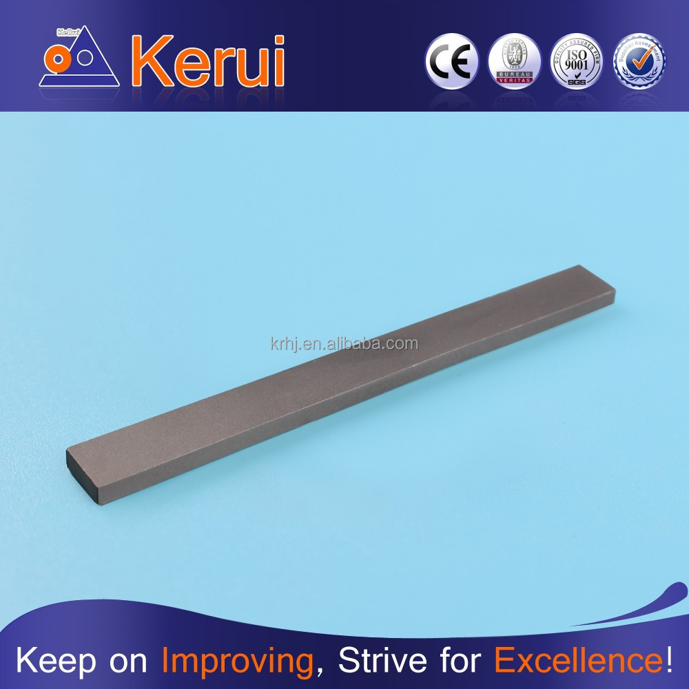 YG6,YG6X, YG8 , K10, K20, K30 cemented carbide STB strips/ tungsten carbide strips