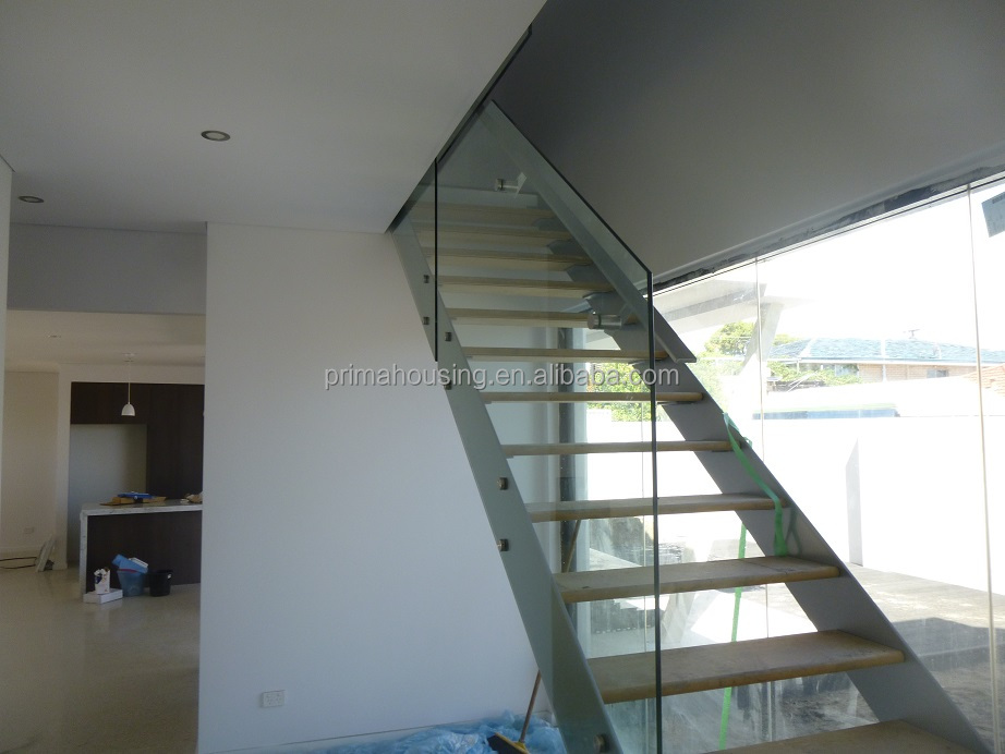 Steel Staircase Stringer, Steel Staircase Stringer Suppliers And  Manufacturers At Alibaba.com
