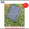 FACTORY PRICE for ipad mini canvas case in book style IBC23A