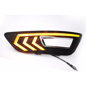 Professional led daytime running light drl for ford focus with high quality