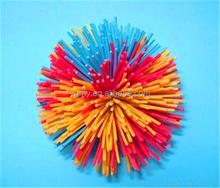 Image result for כדור גומי עם שערות גומי