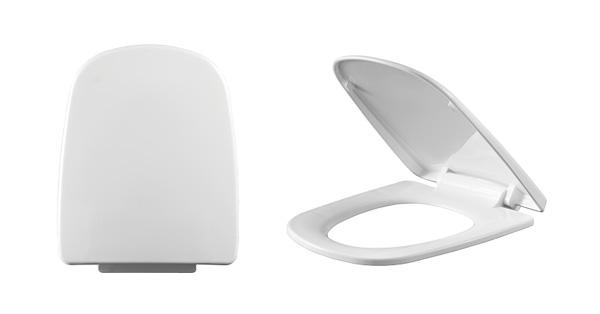 Gốm nắp toilet nhà vệ sinh ghế bìa thắp sáng nhà vệ sinh chỗ ngồi