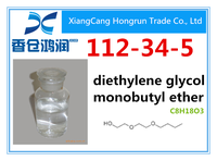 diethylene glycol monobutyl ether CAS 112-34-5 with low price