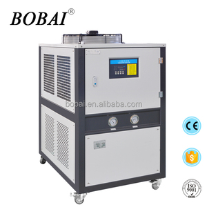 Bobai 5 HP water cooled chiller(5~35 c degree)