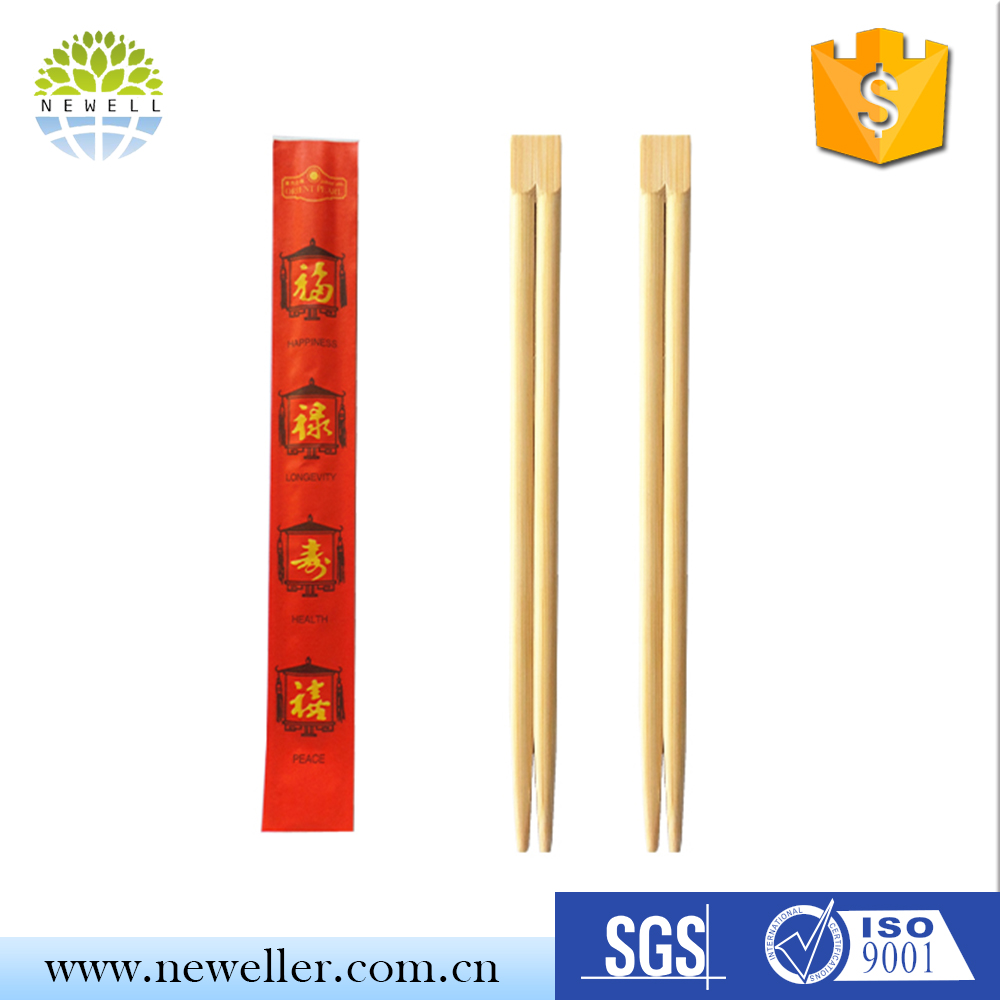 Wholesale Japanese chinese chopstick for kitchenware with A quality Grade