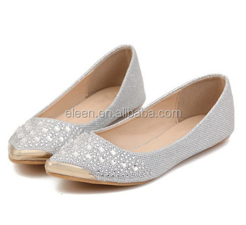 2014 New Arrival Fashion Girls Flat Shoes
