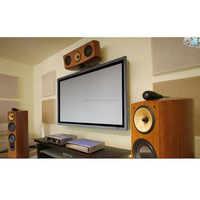 Hot sales projector screen and HD Fixed Frame projector Screen