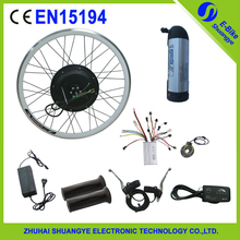 36V 11AH 500W DIY Ebike Electric Bicycle Motor Conversion Kit