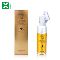 Best Selling Amino Acid Whitening Deep Cleansing Facial Cleanser Blackhead Remover Acne Treatment Foaming Facial Cleanser