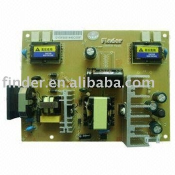 Tv & Monitor Power Supply And Backlight Inverter 2in1 Board For 17