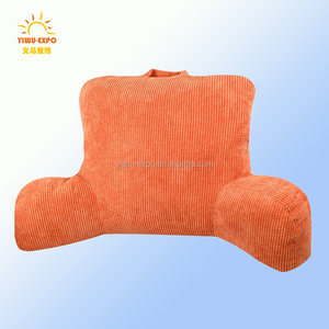 Back Support Pillow Lumbar Shredded Foam Reading Pillow Best Bed Chair Pillow