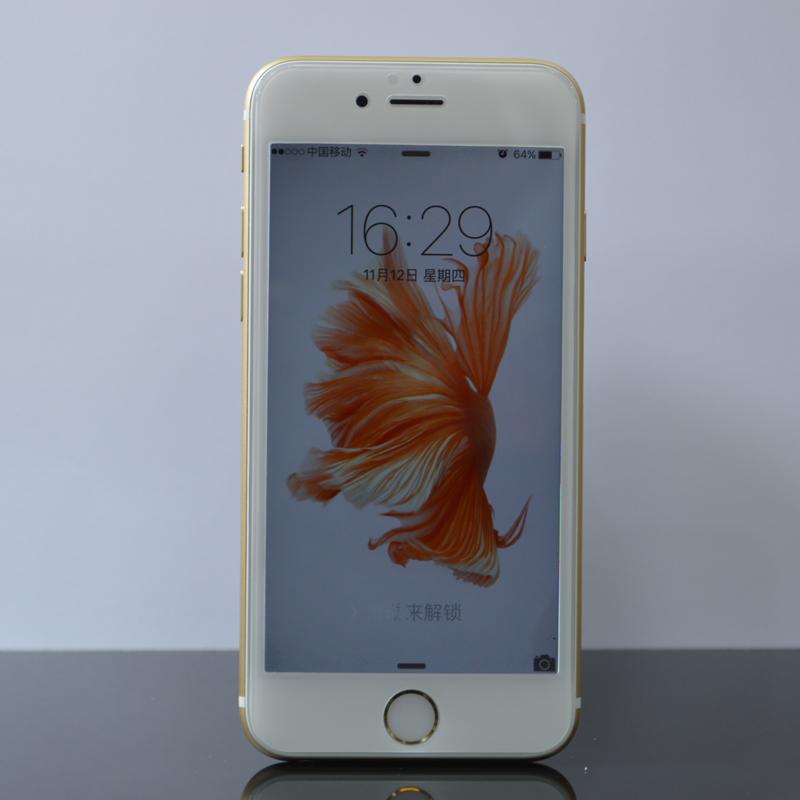Новый продукт! 100% Полный Creen 0.33 мм + 2.5D изогнутые алюминиевые FG закаленное стекло экрана протектор для iPhone6/6 plus