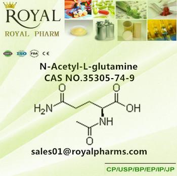 N-acetyl-l-glutamine Cas No.35305-74-9