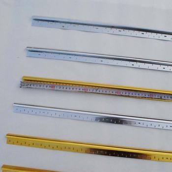 carpet cover trim strip for stairs/decorative tacks strip