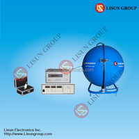 LSRF-1 LED Flicker Test system including high accuracy ac power source can test voltage frequency current active power and pf