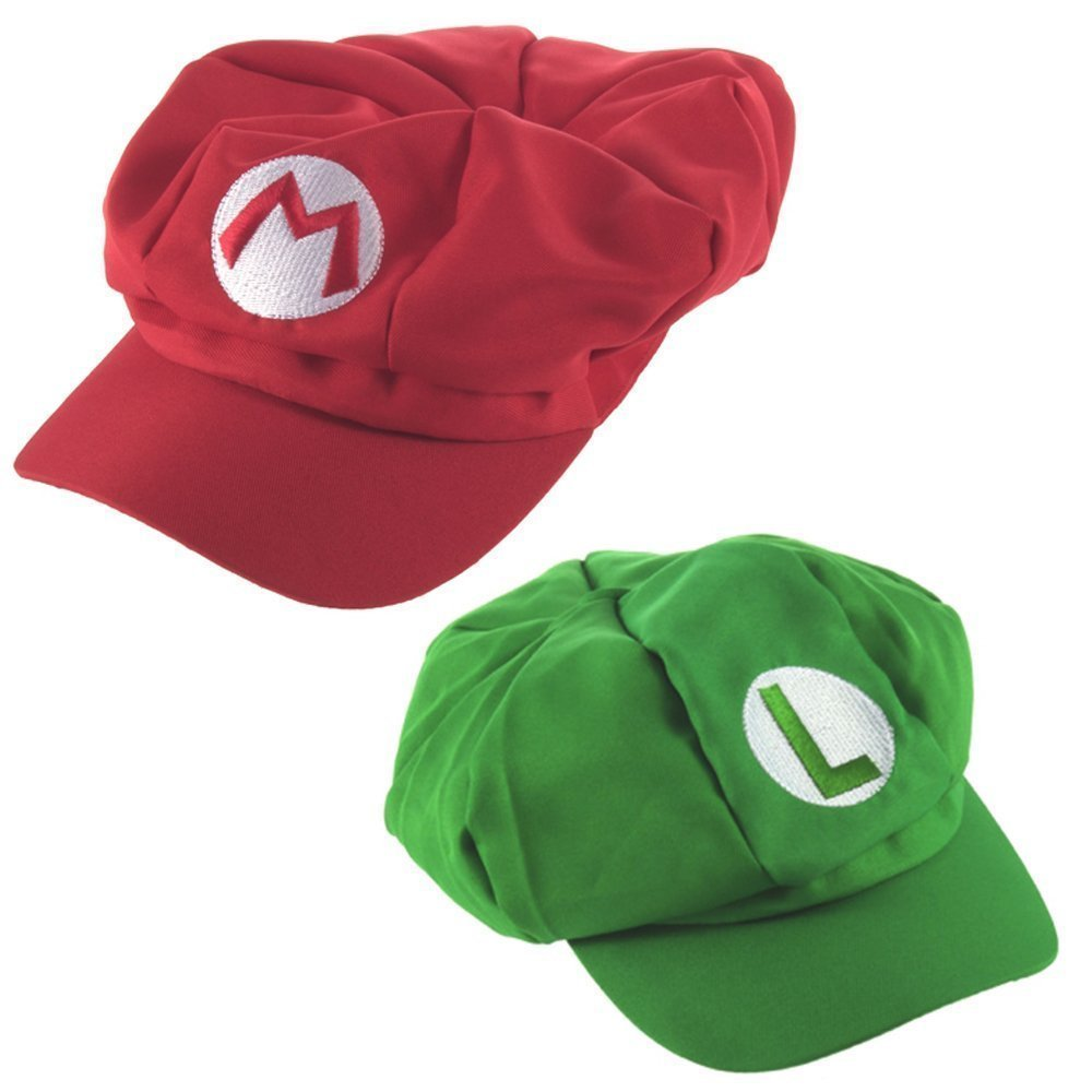 Get Quotations · Super Mario Kart Hats Mario Luigi Brothers Caps for Halloween Costumes Unisex Cosplay  sc 1 st  Alibaba & Cheap All Mario Costumes find All Mario Costumes deals on line at ...