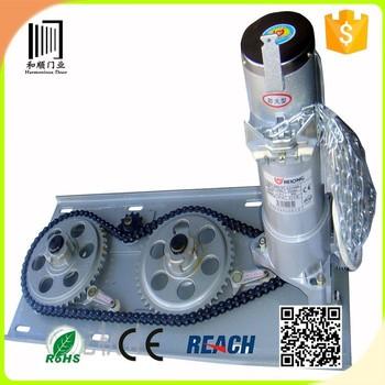 Rolling shutter motor qilin side door motor buy rolling for Roller shutter motor price