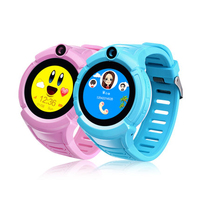 YQT Android kids cell phone watch smart watch phone kids gsm sps tracker watch Q610S