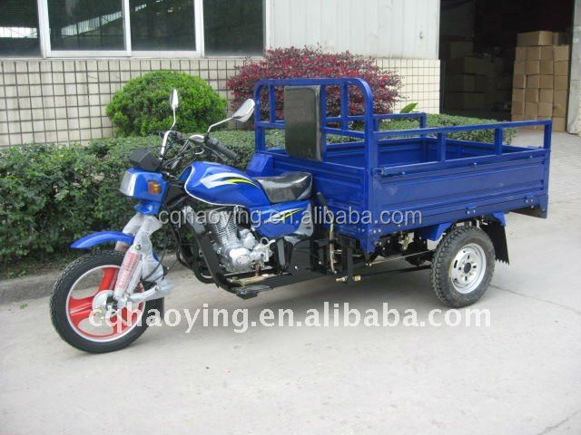 China 250cc motorized big wheel tricycle