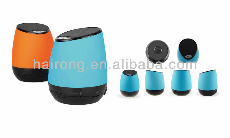 Hot sale bluetooth speaker Support MP3 and AMR