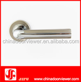 European Style Indoor Bedroom Door Lock Simple Doors Handle Knob Wood-Door Stainless Locks