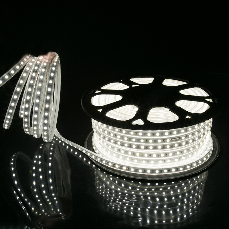 Decorative Led Lighting High Quality Flex Led Strip 220V 2835 SMD 60 leds IP65 waterproof