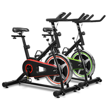 Yuebu Sports YB-S1000 Home Indoor Cycling Exercise Bike Direct Chain Driven 10kg Flywheel with Adjustable Friction Resistance