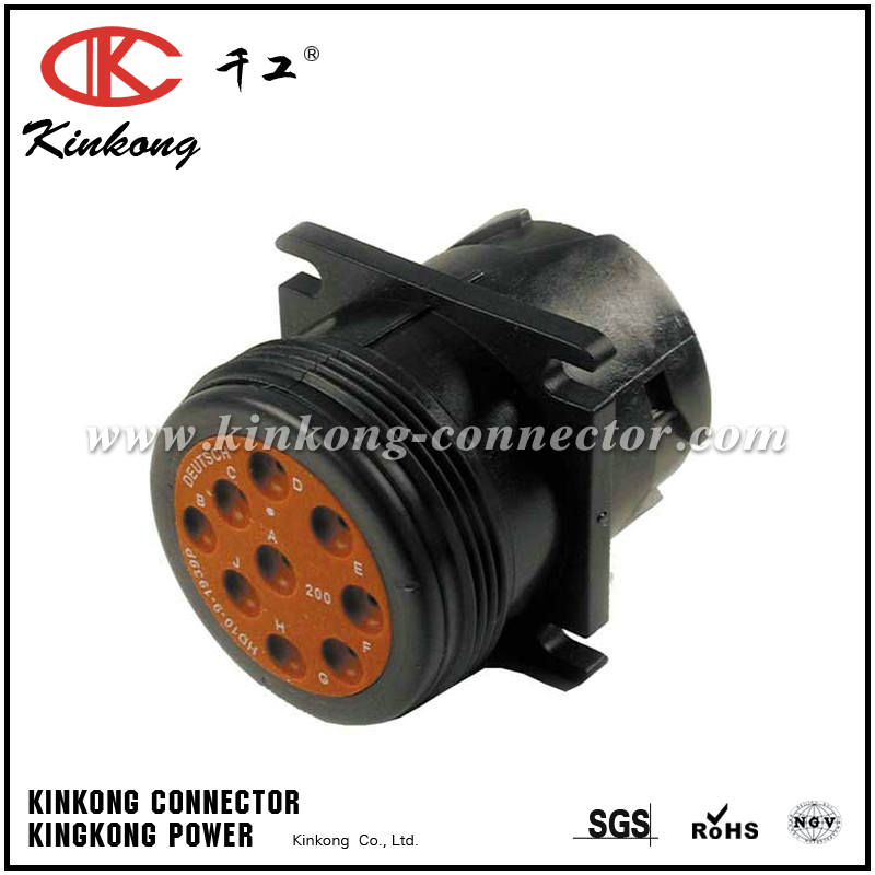 HD10-9-1939P TE Connectivity HD10 series automobile car connector