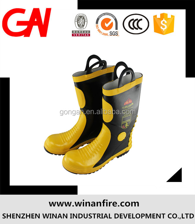HIGH QUALITY Fire Resistant Safety Boots