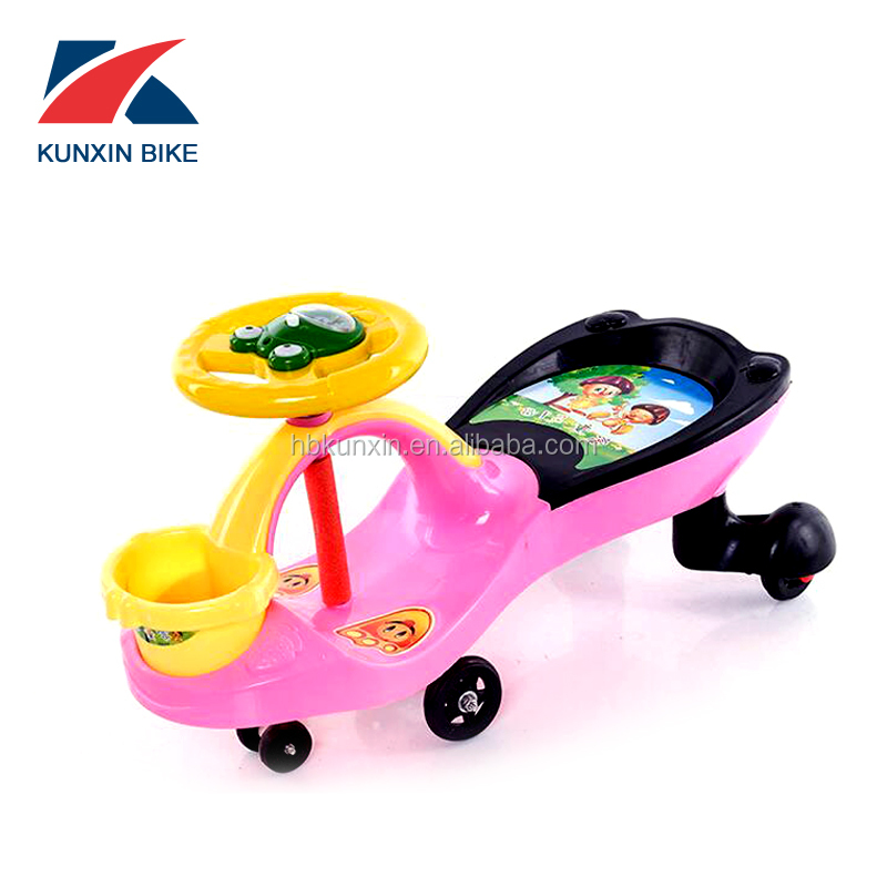 Selling baby swing car twist car wiggle car