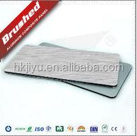 JIYU Brand Exterior Decoration Aluminum Sandwich Panel