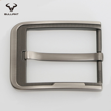 Men Clip Bulk Waist Pin Belt Metal Buckles Factory