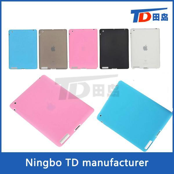 High quality silicone cover for ipad 2/3/4